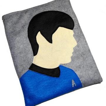 Porta Notebook Spock