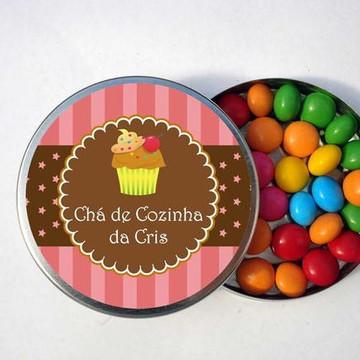 Latinhas Mint to Be - Chá de Cozinha