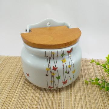 Saleiro De Porcelana - 500 Gr