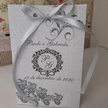 Convite especial madrinhas e padrinhos de casamento