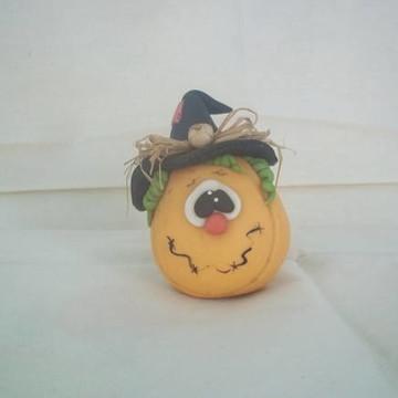 Abobora para lembrancinha de  halloween