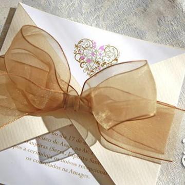 Convite de Casamento - Especial