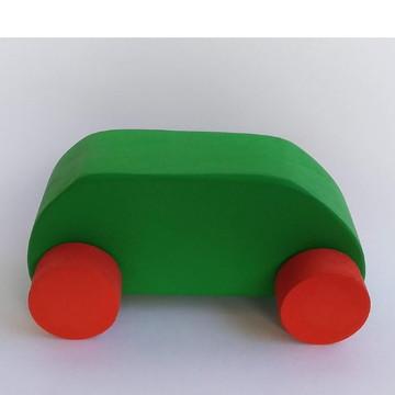 Brinquedo de Madeira Carrinho Educativo Infantil