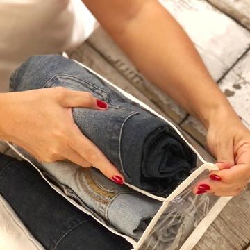 Organizador para calças