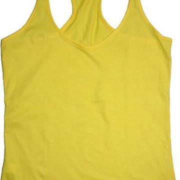 c0aee32712 Camiseta Regata Amarela