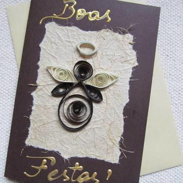 Cartão de Natal - Ref. 1071