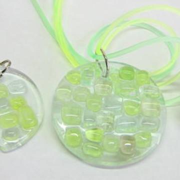 Bijuterias / Colar brinco e anel