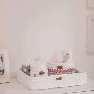 Kit Higiene Bebê | Minimal II
