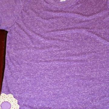 d94f17c931 Camiseta Regata com Bordado em Patch Aplique