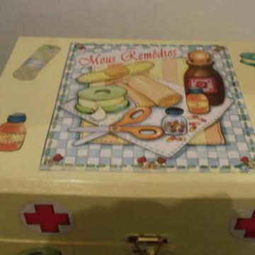 Caixa de Medicamentos