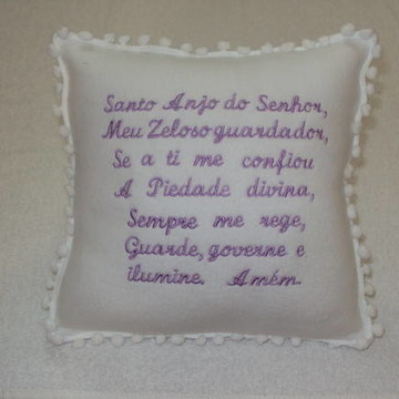 Travesseiro oração