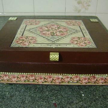 caixa para bijuterias