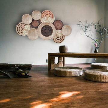 Decoração de Parede Amazon Fan 14 peças