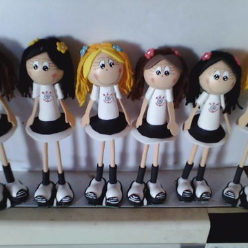 Meninas de 15 anos