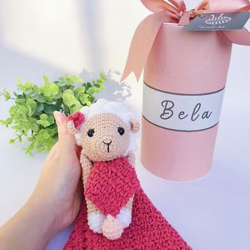 Naninha de crochê | Amigurumi | Presente para recém-nascido
