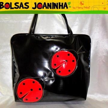 Bolsa Gigante Joaninha