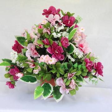 61c1f3664 Arranjo de Flores - Azaléias