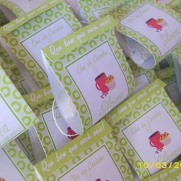 Chá Bar e Chá de Cozinha