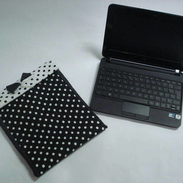 Case para notebook ou netbook de patchwork