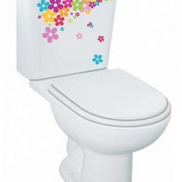 Adesivo de banheiro.