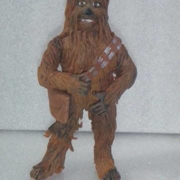personagem star wars chubaka