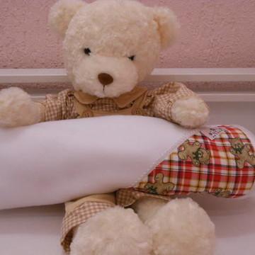 Manta Soft Red Bear