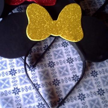Tiara Mickey ou Minnie