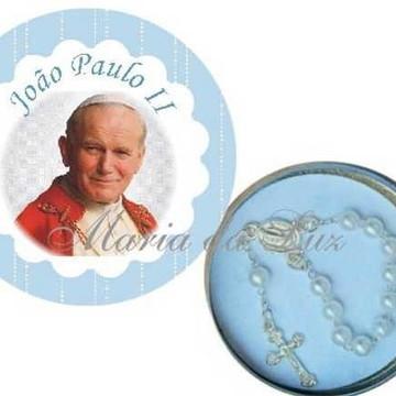 Lembrancinha Joao Paulo II