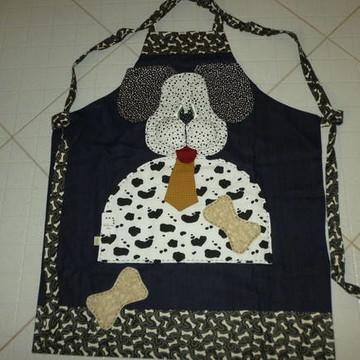 Projeto de Avental de Cachorro