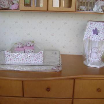 kit higiene  flor