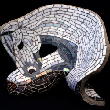 "Mosaico Estrutural ""Reverência"""
