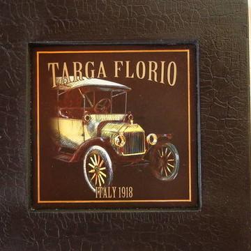 Mini Quadro Targa Florio
