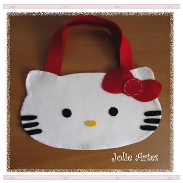 Sacolinha surpresa Hello Kitty