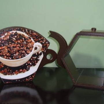 Kit Melita e Bule para pó de Café