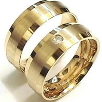 Par Aliança de Casamento