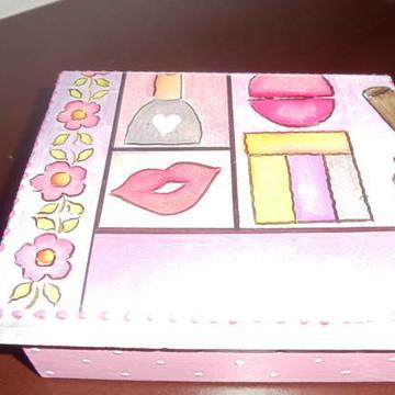 Caixa  Rosada