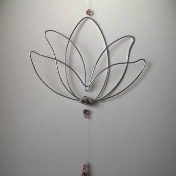 Móbile Flor de Lótus