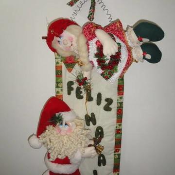 Panô Papai e Mamãe Noel