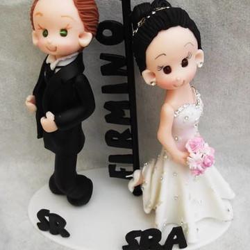 Noivinhos Sr e Sra