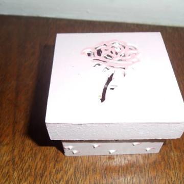 Lembrança Rosa Flor