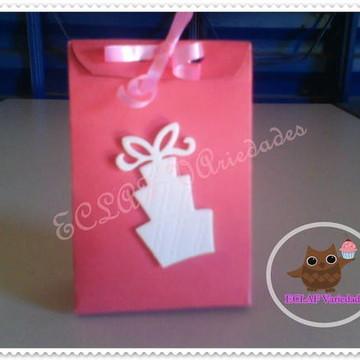Caixinhas para presentes e lembrancinhas