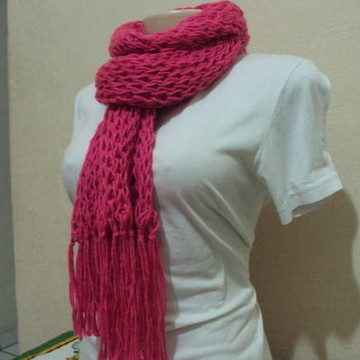 CACHECOL COLOR BLOCK PINK