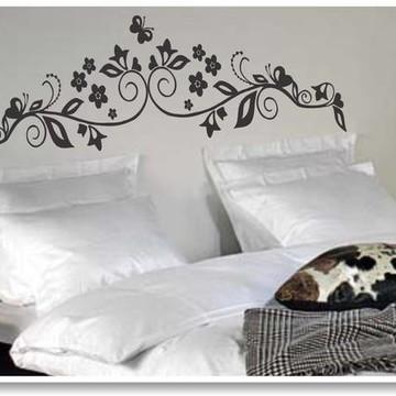 Adesivos para cabeceira de cama.