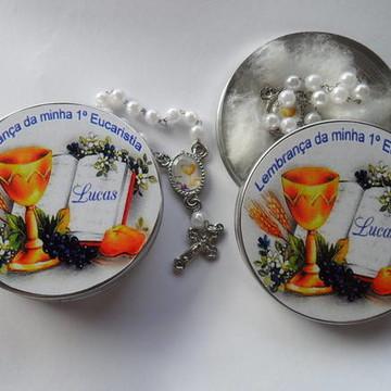 Latinha para 1º eucaristia