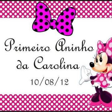 Tag Minnie Pink