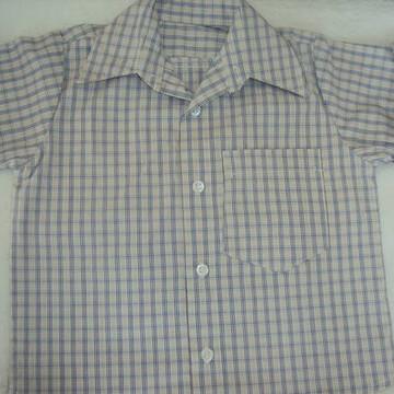 8493c9577a Camisa Social Infantil 2 Anos