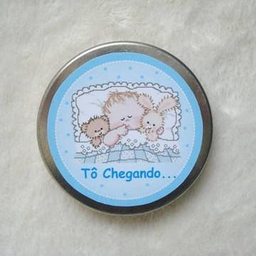 Lembrancinha Chá de Bebê /Chá de Fraldas