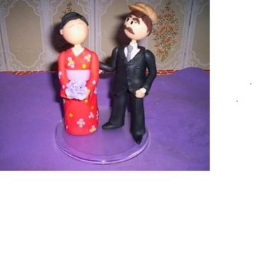 noivinho topo de bolo