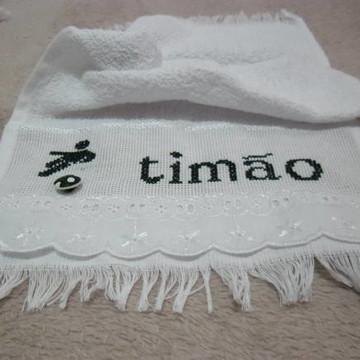 toalhas de boca bebê