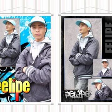 Banner - Teen - Masculino